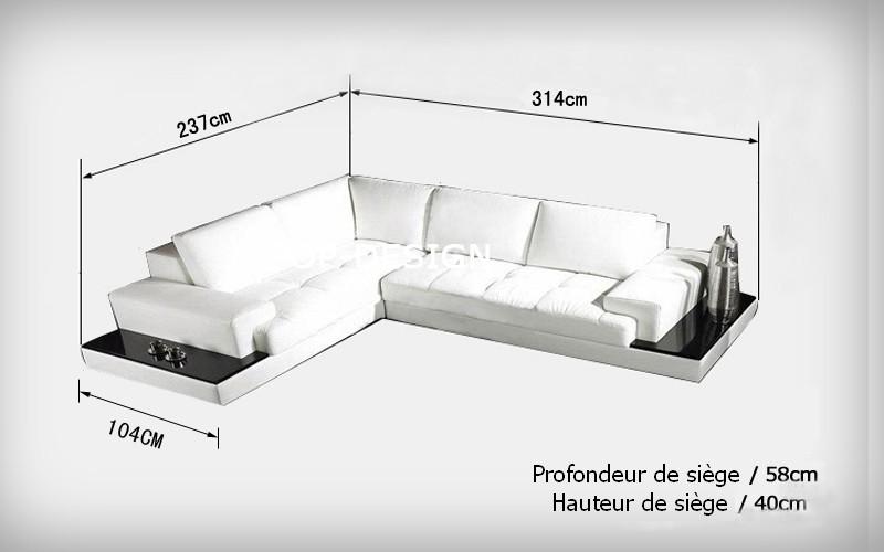 canape d angle design cuir de luxe loretto size 2 Résultat Supérieur 50 Beau Canapé D Angle Cuir Design Galerie 2018 Zzt4