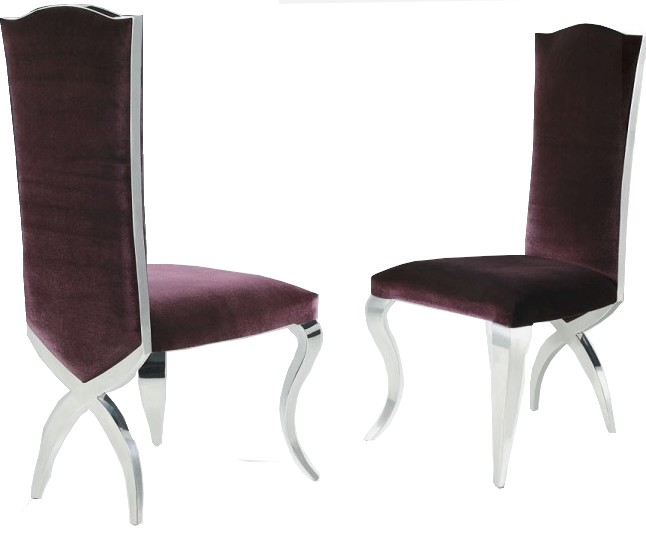 Chaise guide d 39 achat for Chaise inox
