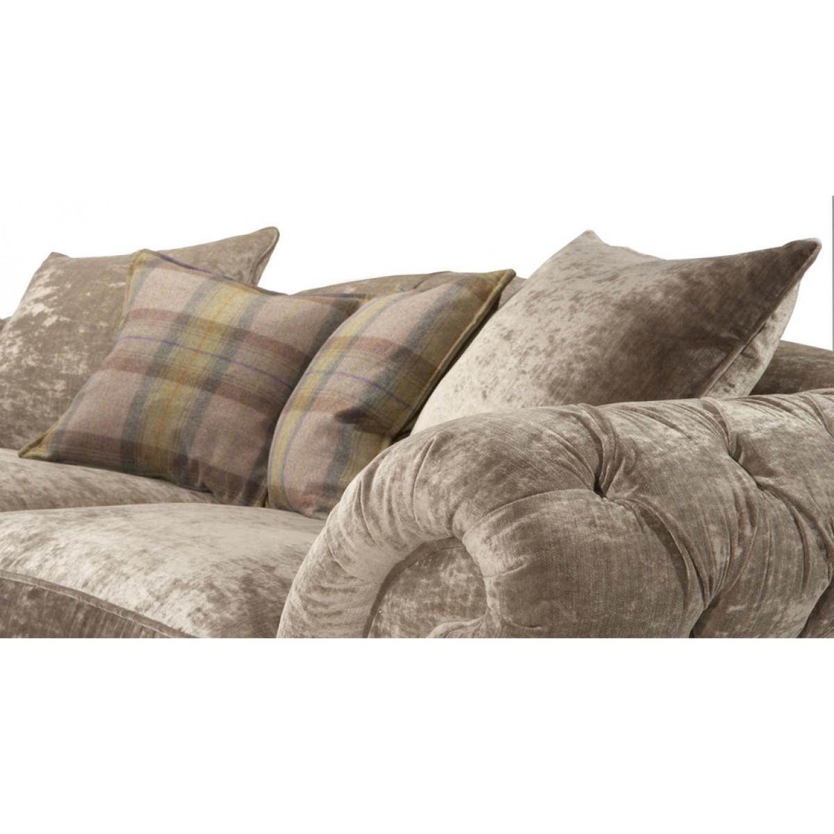 ensemble de canap s albi chesterfield personnalisable lin ou mircrofi. Black Bedroom Furniture Sets. Home Design Ideas