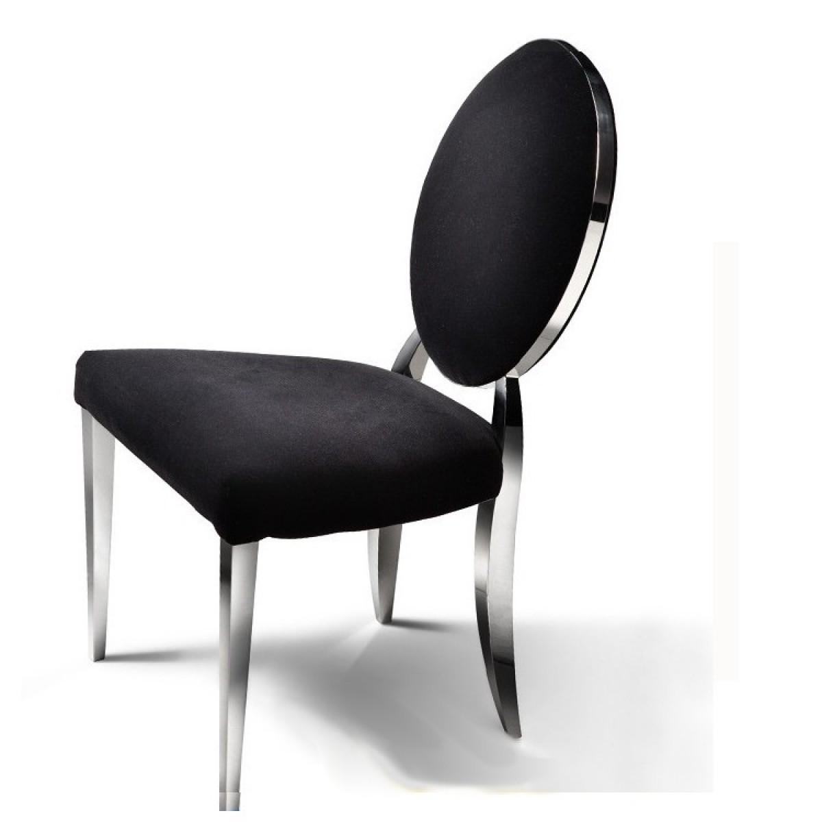 lot de 6 chaises baroque majest pop. Black Bedroom Furniture Sets. Home Design Ideas