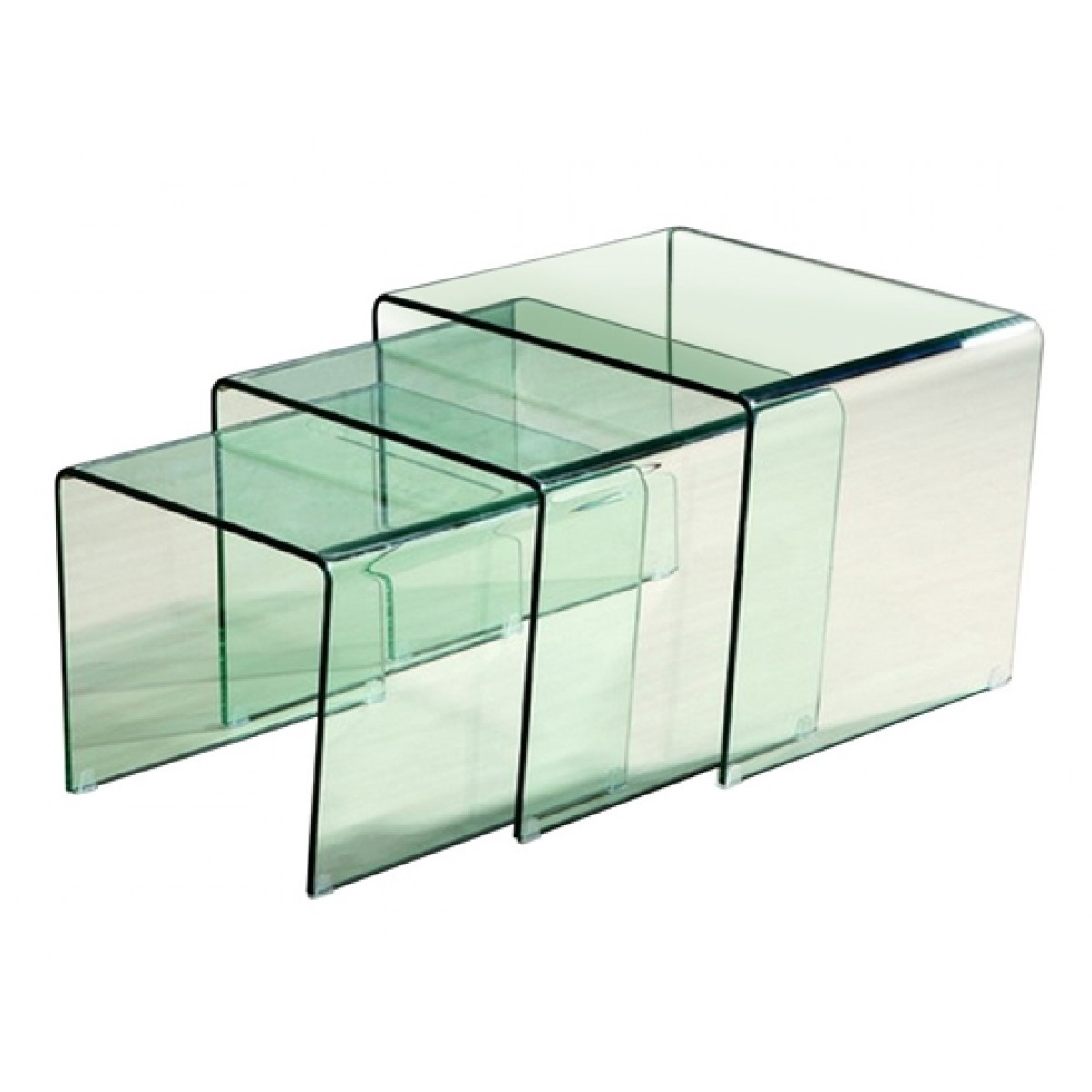 Table basse design gigogne tables basses tables consoles - Table basse gigogne design ...