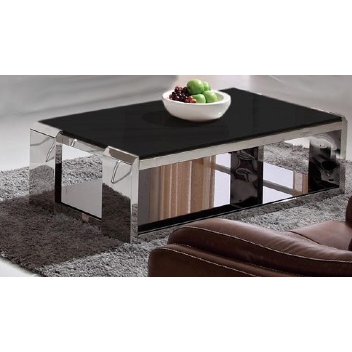 Table Basse En Inox destiné table basse en inox neuilly