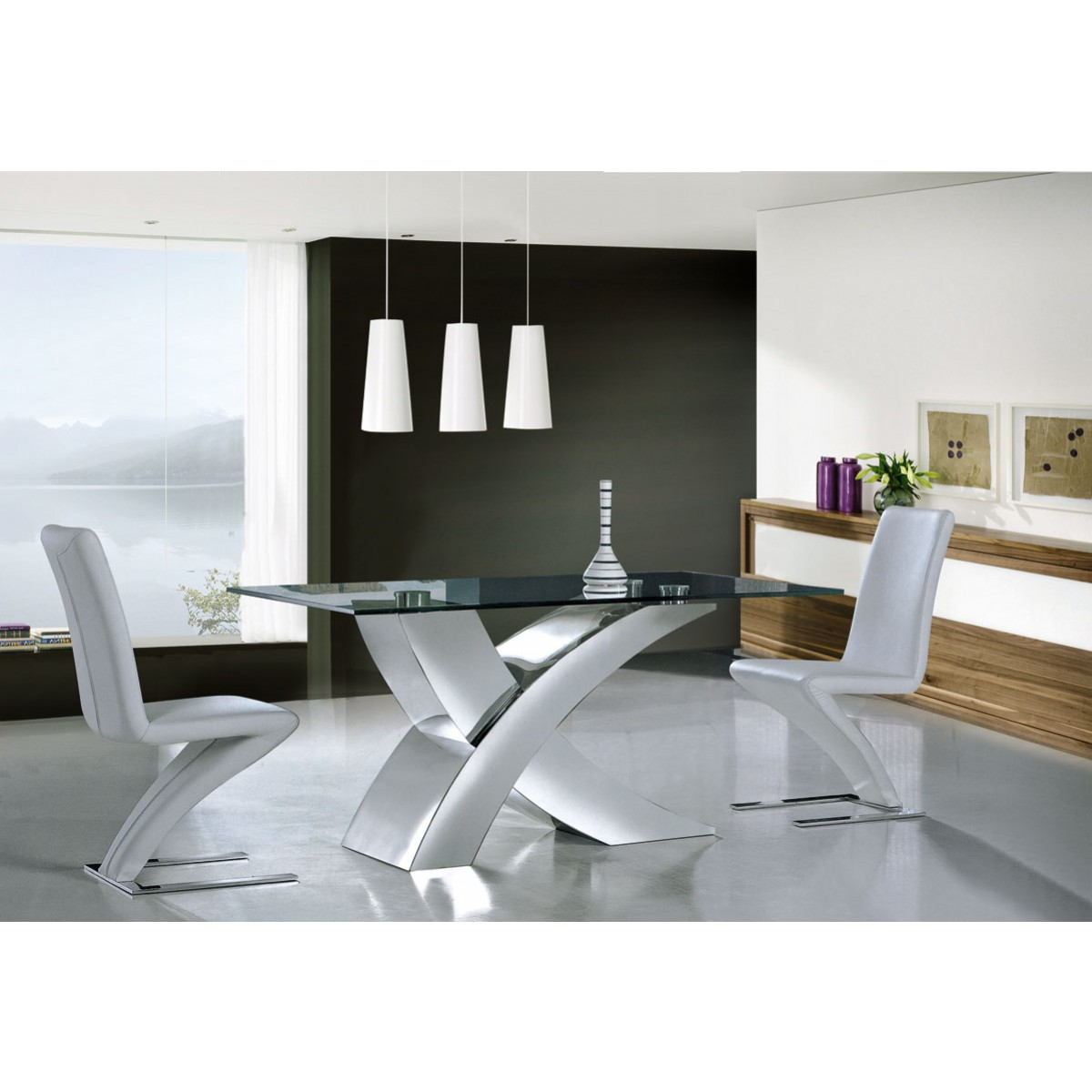 table manger design corinto pop. Black Bedroom Furniture Sets. Home Design Ideas