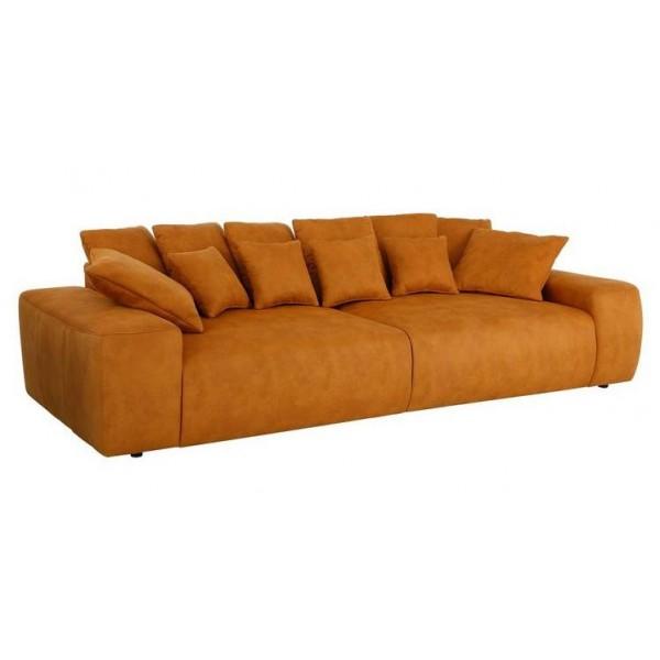 Canapé 3 places en tissu ALDO (miniature)