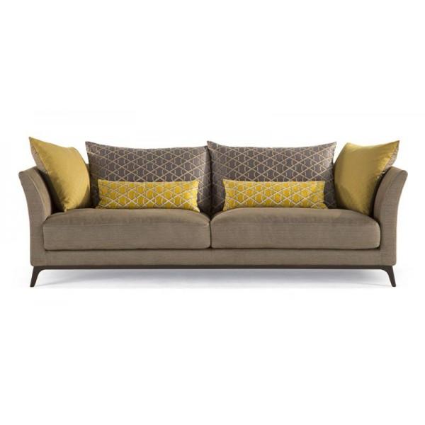 Canapé 3 places en tissu SORI (miniature)