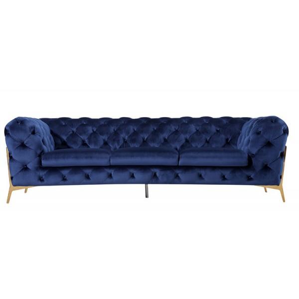 Canapé 3 places en tissu ONDI