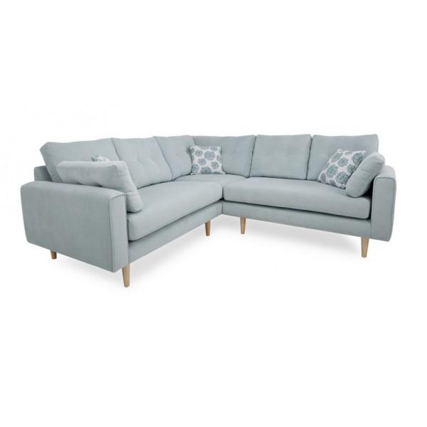 Grand canap d 39 angle personnalisable calais lin ou for Grand plaid pour canape d angle