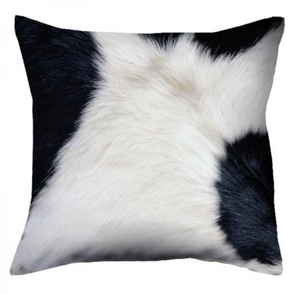 Coussin personnalisé en simili-cuir / cuir pour votre canapé