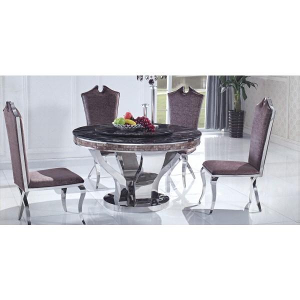 Table de salle manger auguste for Destockage table a manger