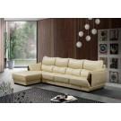 Canapé d'angle en cuir RALA