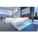 Canapé en U / panoramique en cuir Rolo
