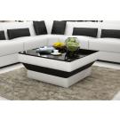 Table basse design JAZZ carrée