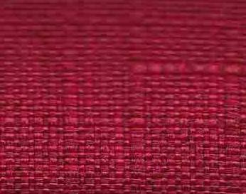 Lin (aspect) rouge